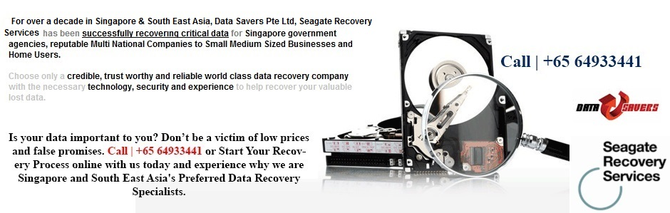 Data Savers | Data Recovery Singapore & South East Asia